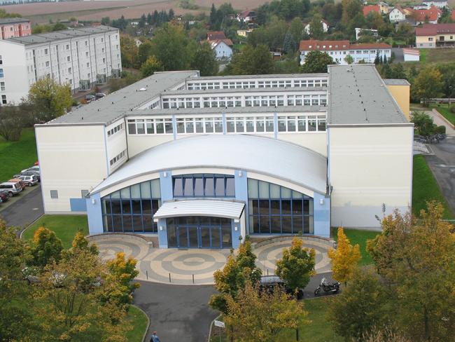 Dr.-Sulzberger-Gymnasium Haus II